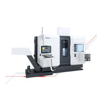 CNC lathe / vertical / 3-axis / with linear motor