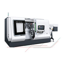 CNC turning center / 12-axis / multi-axis / Y-axis