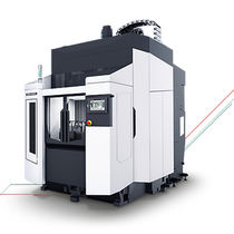 3-axis machining center / horizontal / high-productivity / rigid