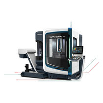 5-axis machining center / vertical / with rotary table / with linear motor