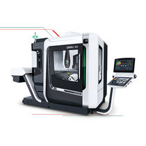 5-axis CNC milling machine / universal / with moving table