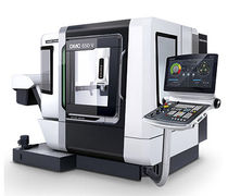 3-axis machining center / vertical / high-precision / high-performance