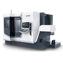 CNC milling-turning center / horizontal / 5-axis / high-performance