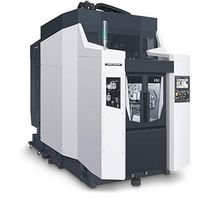 3-axis machining center / horizontal / rigid / high-productivity