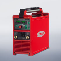 TIG welder / portable / construction / for pipelines