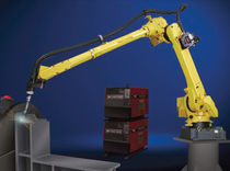 6-axis arc welding robot max. 20 kg, max. 3110 mm, IP67 | M-710iC/20L™ FANUC Robotics
