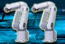 6-axis articulated robot max. 5 kg, max. 8.06 m/s, max. 92 mm | TV800 TM Robotics