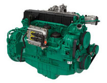 6 cylinder turbocharged diesel engine max. 253 HP (185 kW), Tier 4i (Stage 3B) | TAD762VE Volvo Penta