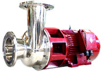 Industrial water pump / electric / centrifugal / heavy-duty