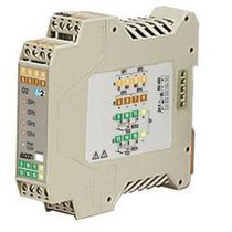 Digital temperature controller / 2-loop / configurable / DIN rail