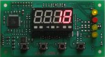 LED displays / 7-segment / 4-digit / panel-mount