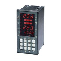 Digital temperature controller / programmable / configurable