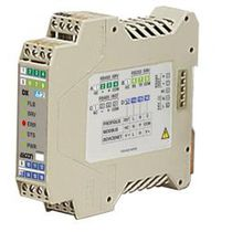 Communication gateway / Modbus/TCP / CANopen / DIN rail