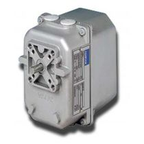 Rotary actuator / electric / with servo-motor