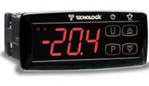 Digital temperature controller / with LCD display / for refrigeration