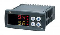 Temperature controller with humidity control