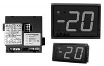 Digital temperature controller / programmable / IP40 / for refrigeration