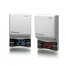Digital thermostat / wall-mounted