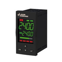 Digital temperature controller / double LED display / PID / with independent timer