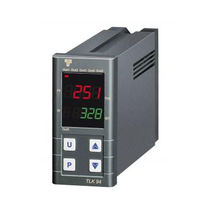 Digital temperature controller / dual-display / PID / panel-mount