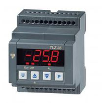 Digital thermostat / DIN rail