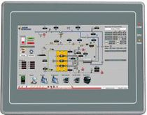 Operator terminal with touch screen / panel-mount / 1024 x 768 / TFT LCD