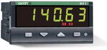 Universal indicator / digital / panel-mount / with alarm