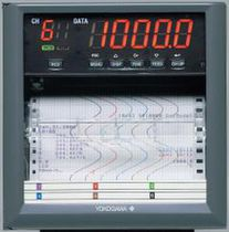 Chart recorder / panel-mount / strip chart