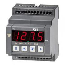 Digital temperature regulator / programmable / process / DIN rail