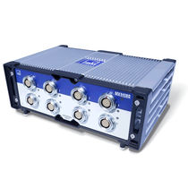 Measuring amplifier / multi-channel / compact / transducer