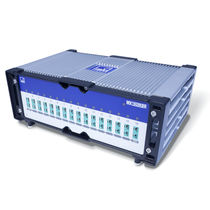 Measuring amplifier / electronic / rugged / temperature