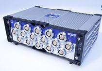Measurement amplifier / benchtop / for active sensors / 16-channel