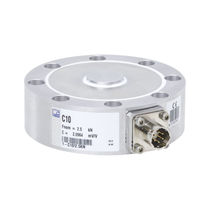 Compression load cell / flat / IP68 / for scales