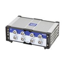 Measurement amplifier / multi-channel / compact / transducer