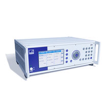Measuring amplifier / high-accuracy / digital / benchtop