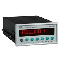Measurement amplifier / carrier frequency