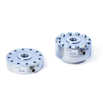 Tension/compression load cell / through-hole / cost-effective / for harsh environments