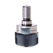 ER collet chuck / with cylindrical shank / for woodworking