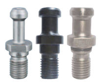 Marble working pull stud / for glass working