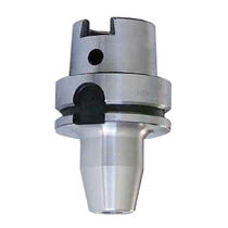 HSK end mill holder / for metalworking
