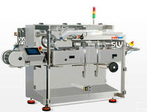 Automatic cartoner / cardboard sleeve / for the pharmaceutical industry