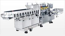 Horizontal cartoner / automatic / for the pharmaceutical industry