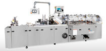 Horizontal cartoner / automatic / continuous-motion / for the pharmaceutical industry
