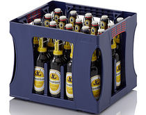 Plastic crate / storage / for champagne bottles