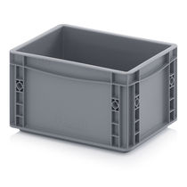 Plastic crate / storage / transport / handling