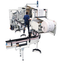 Automatic packaging machine / paper