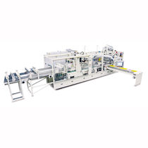 Horizontal bagging machine / for the food industry / automatic
