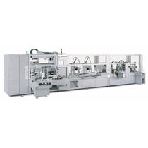 Top-loading cartoner / for the medical industry / automatic / compact