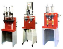 Bottle filling machine / semi-automatic / volumetric / liquid