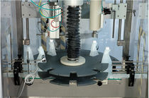 Rotary screw capping machine / automatic / bottle